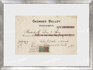 Picture of Collection 10 - French Receipt VII