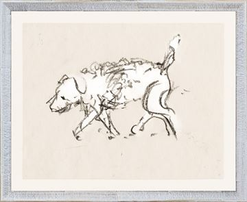 Picture of Collection 08 - Dog Study, 1930