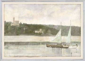 Picture of Collection 08 - On the Lake, 1879