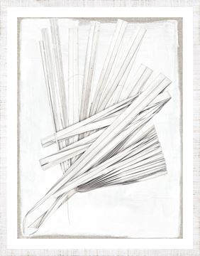Picture of Palm Pressings III - Oyster - Large