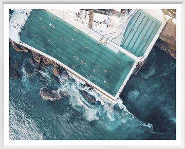 Picture of Bondi Ocean Pool, Sydney Australia