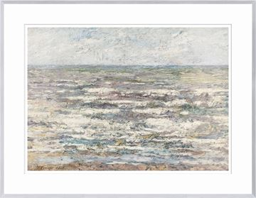 Picture of Sea at Katwijk, 1887