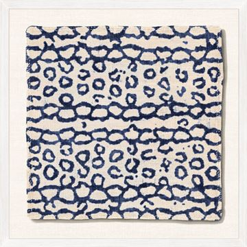 Picture of Indigo Textile II - Small