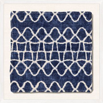 Picture of Indigo Textile IV - Small