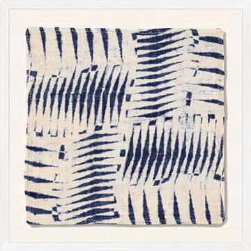 Picture of Indigo Textile VII - Small
