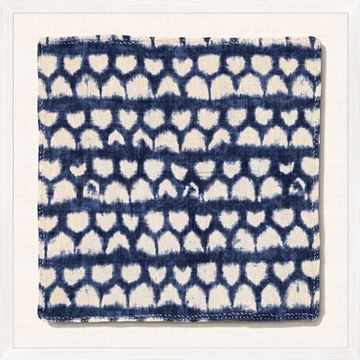 Picture of Indigo Textile VIII - Small