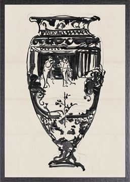 Picture of Cheret Vase II - Small