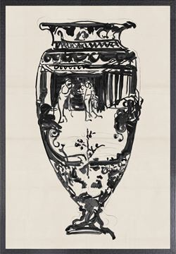 Picture of Cheret Vase II - Medium