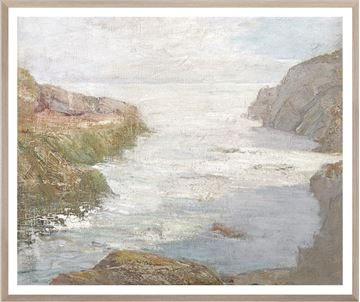 Picture of At Low Tide, C. 1841 - Medium