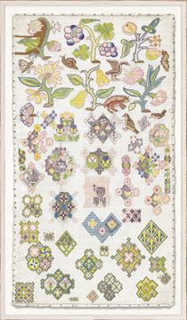 Picture of Embroidery Sampler, Circa 18th C. II