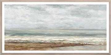 Picture of Seascape Near Heijst