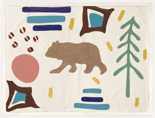 Picture of Cottage Design - Bear