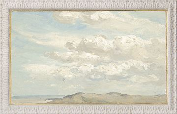 Picture of Petite Scapes - Top of the Dune C. 1850
