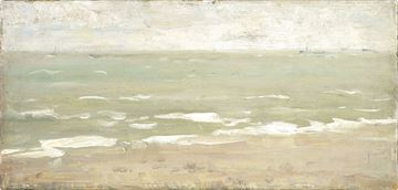 Picture of Seascape I C. 1860 - Gallery Wrap Canvas