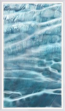 Picture of Undercurrent I - with Acrylic Overlay - Small