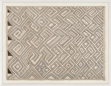 Picture of Kuba Cloth I - Large