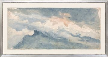 Picture of Collection Vintage - Study of Hill Top and Sky, 1825 - Small